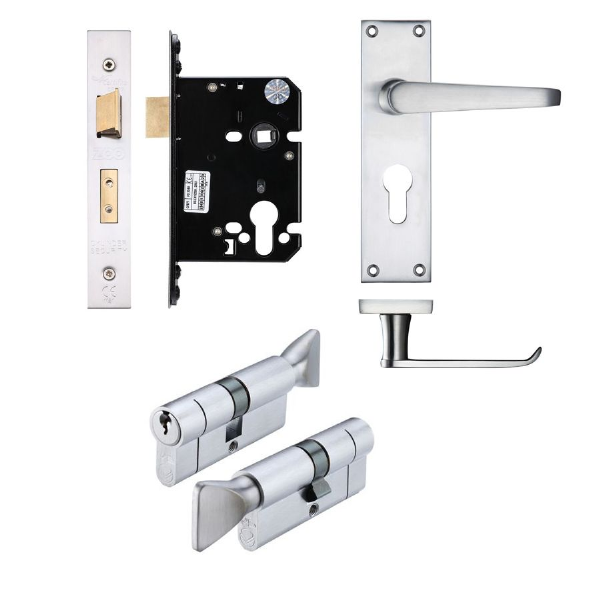 HMO Door Thumbturn Lock Kit - Option 1